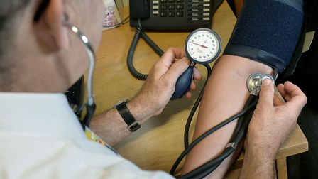 GP surgeries in Suffolk have been given patient satisfaction ratings. Picture: ANTHONY DEVLIN/PA WIR