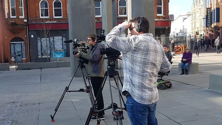 Screen Suffolk has launched a new database of local film and TV profesisonals. Picture: RACHEL EDGE