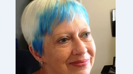 Conservative county councillor Kay Oakes. Picture: SUFFOLK CONSERVATIVES