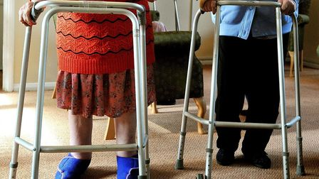 Hundreds of care home patients were discharged from hospitals without Covid-19 tests in Suffolk at t