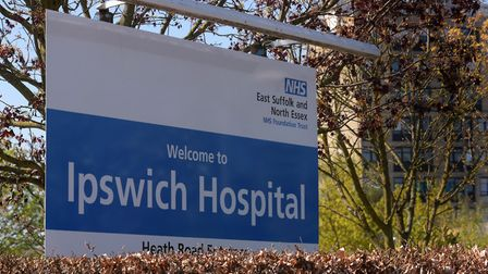 Ipswich Hospital has relaxes some rules on maternity wards Picture: SARAH LUCY BROWN
