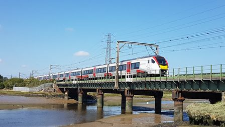 Greater Anglia's Intercity services have acheived almost 98% punctuality during lockdown. Picture: P