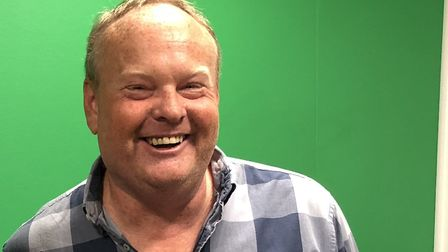 BBC Radio Suffolk breakfast show presenter Mark Murphy is spearheading the Don't be a Tosser campaig