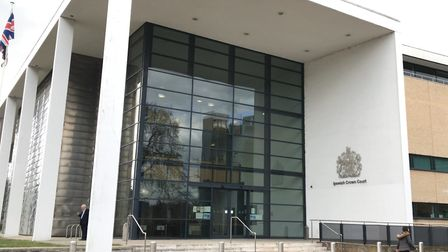 Albert Le Surf, 22, of Thorpe-le-Soken, was jailed after trying to steal a taxi driver's money bag i