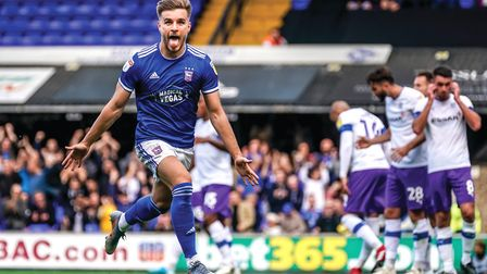 Sunderland are said to be trying to sign former Ipswich Town loan star Luke Garbutt Picture: ARCHANT