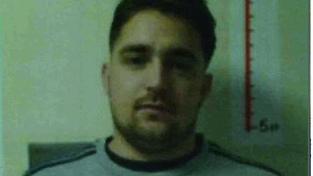 Timothy Stone-Parker has absconded from Hollesley Bay prison Picture: SUFFOLK CONSTABULARY
