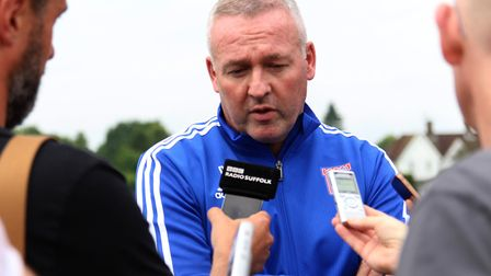 Ipswich Town manager Paul Lambert says the club have to make signings as 'last season wasn't good en