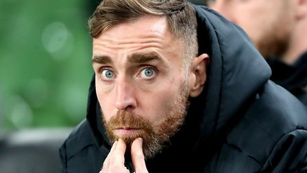 Richard Keogh was controversially sacked by Derby County last October. Photo: PA