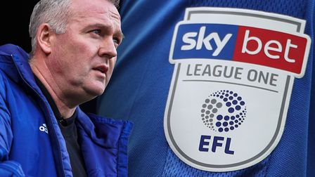The League One salary cap will have an impact on Paul Lambert and Ipswich Town. Picture: PAGEPIX/PA