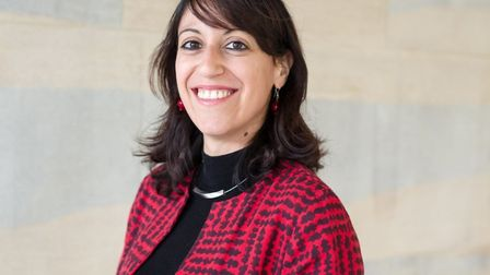 Dr Anna Sergi's report looked at crime and corruption at ports Picture: DAVE HIGGLETON/UNIVERSITY OF