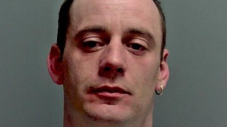 Lockdown robber Matthew Thorndyke was jailed for more than eight years for knifepoint raids Picture