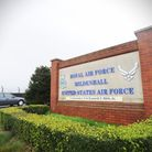 RAF Mildenhall - an American base since 1959 and scheduled to close from 2027. Picture: GREGG BROWN