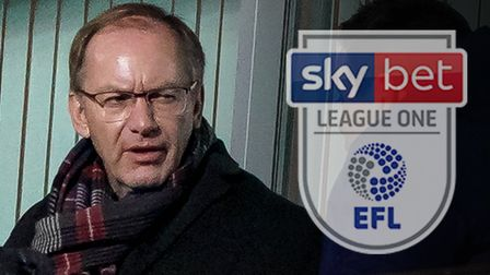 Ipswich Town owner Marcus Evans has had his say on the League One salary cap. Picture:STEVEWALLER