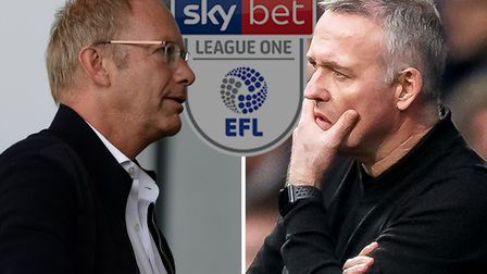Ipswich Town were against the introduction of a salary cap in League One. Picture: PAGEPIX/STEVE WAL