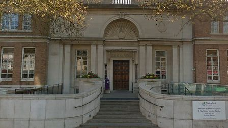 The hearing was held at Chelmsford Civic Centre Picture: GOOGLE MAPS