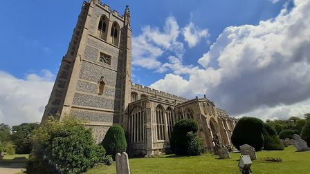 One nickname for Suffolk's citizen's comes from the large number of churches in the county Picture: