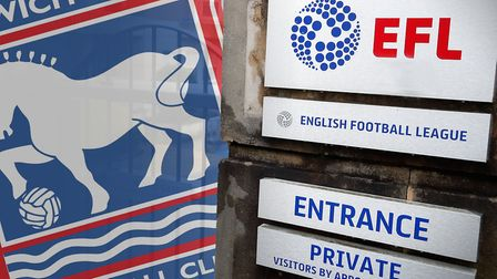 The EFL is set to vote on a League One salary cap today. Photo: Archant/PA