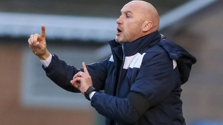 John McGreal has been sacked as manager of Colchester United. Picture: STEVE WALLER WWW.STEPHENW