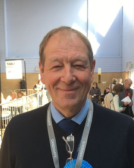 Robert Everitt, cabinet member for families and communities at West Suffolk Council, said Community
