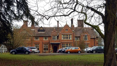 Bannatyne's at Clarice House in Bury St Edmunds. Picture: TUDOR MORGAN-OWEN
