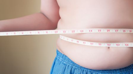 Lord Marlesford has warned that obesity is a bigger problem than Covid-19 Picture: Getty Images/iSt
