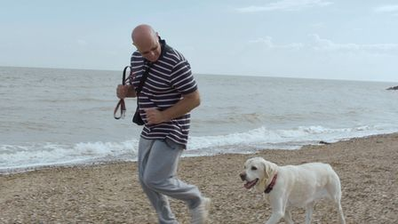 Paul Nicholls, 52, from Clacton, features in a new TV ad for Parkinson's UK Picture: PARKINSON'S UK