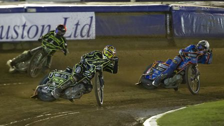 There will be no league speedway for Ipswich Witches in 2020. Picture: Steve Gardiner