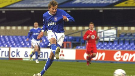 Jordan Rhodes will always be the one who got away Picture: ARCHANT