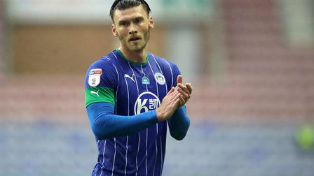 Former Ipswich Town striker Kieffer Moore has signed for Cardiff City for �2m Picture: PA