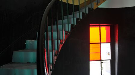 Parts of the lighthouse will be preserved for the future Picture: SARAH LUCY BROWN