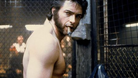 The first X-Men movie was released in 2000 and made a star of Hugh Jackman as Wolverine Picture: