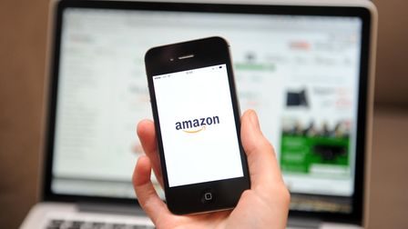 It's been 25 years since the first purchase was made on Amazon back in 1995 Picture: Getty Images