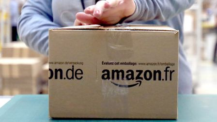 Amazon has gone on to make millions upon millions of sales around the world Picture: PA Images