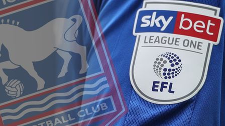 Ipswich Town will once again be in League One next season. Picture: PA