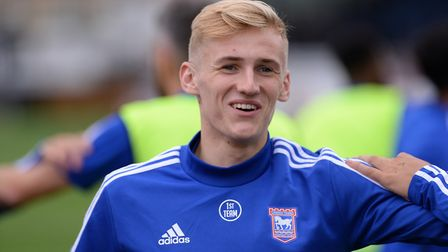Flynn Downes has been linked with a move to Crystal Palace. Picture Pagepix