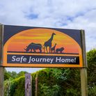 Africa Alive! in Kessingland is open this summer. Picture: BEN THOMAS