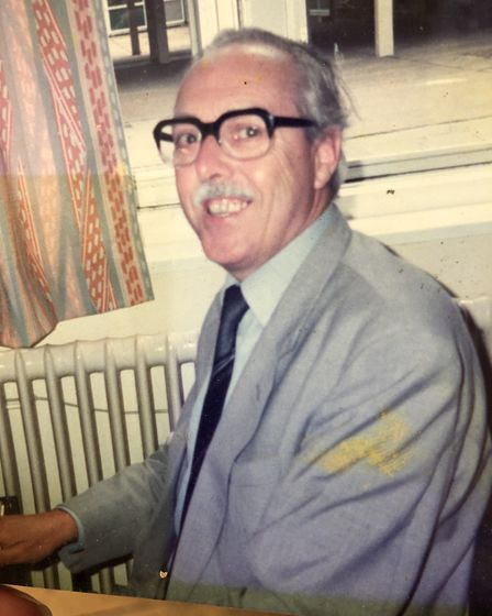 Frank Huxley, 86, has died at his home in Leiston surrounded by his family following a long illness.