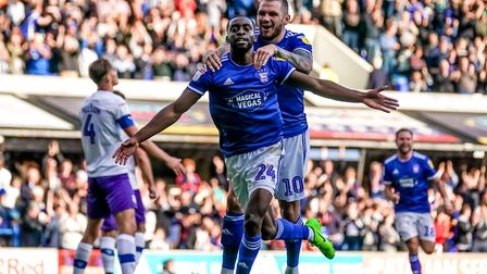 Ipswich Town missed the dynamic play of right-back Kane Vincent-Young when he was injured last seaso