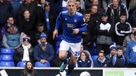 Luke Woolfenden recently signed a new four-year deal with Ipswich Town. Photo: Ross Halls