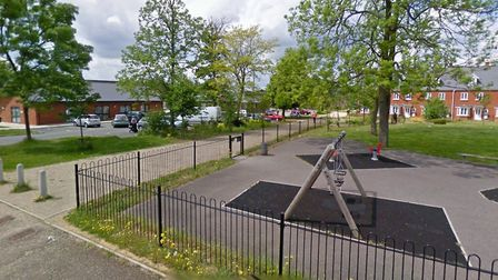 Walnut Tree Avenue in Rendlesham is the hub of the village Picture: GOOGLE MAPS