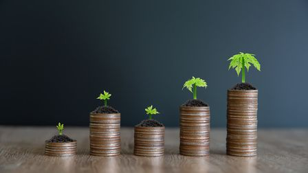 Financial planning can help to protect your family and business in the future. Picture: Getty Images