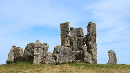 Bawsey in Norfolk, which has a rich history of ruins Picture: Denise Bradley