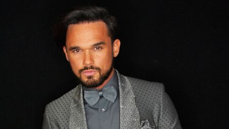 Gareth Gates who is appearing at The Drive-In Experience at Thetford and Chelmsford Photo: Drive-in