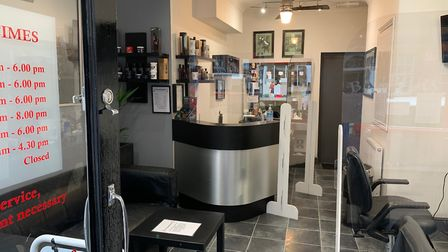 The Barbershop, which has branches in Sudbury and Long Melford, has made a number of changes so it c