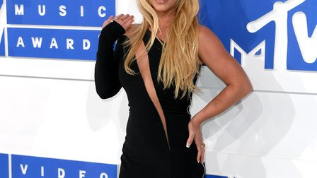 Britney Spears Picture: PA IMAGES