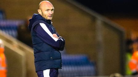 Wayne Brown is the bookies' favourite to take the Colchester United job. Picture: Steve Waller