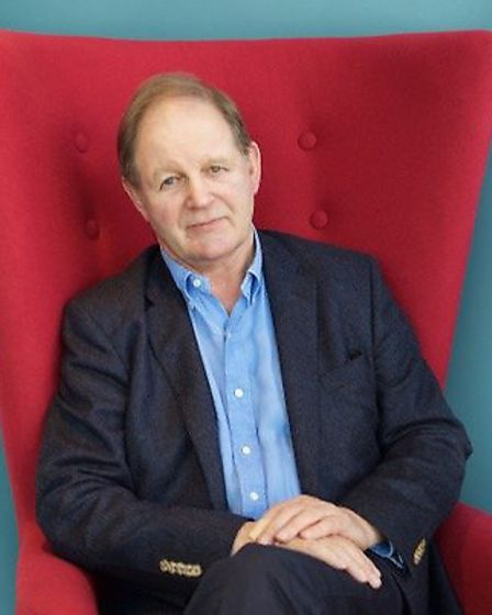 Michael Morpurgo will be reading from his book �The Butterfly Lion�. Picture: LAVENHAM CHILDREN'S BO