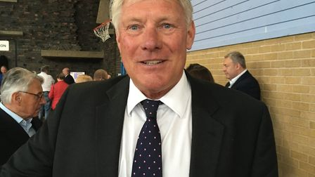 West Suffolk Council leader John Griffiths said the authority was in a stronger financial position t