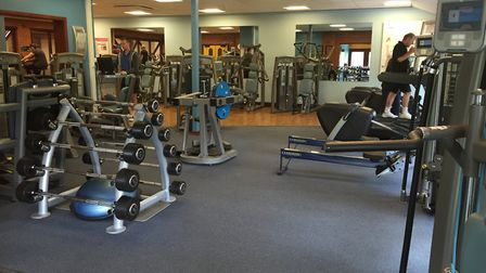 The Kingfisher Leisure Centre in Sudbury is one of those due to reopen. Picture: SSL