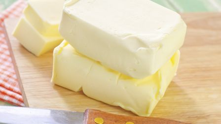 Stuart Clarke fraudulently sold stocks of butter belonging to his company at knockdown prices Pictu